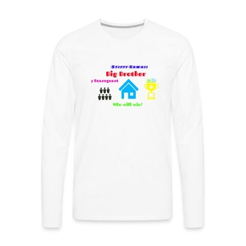 Big Brother Series! - Men's Premium Long Sleeve T-Shirt