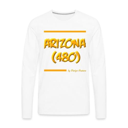 ARIZON 480 ORANGE - Men's Premium Long Sleeve T-Shirt
