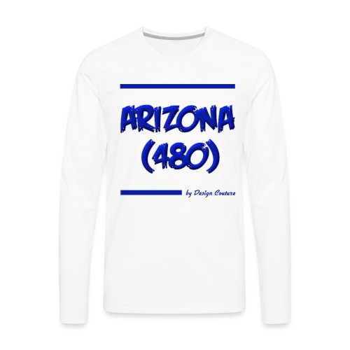 ARIZON 480 BLUE - Men's Premium Long Sleeve T-Shirt