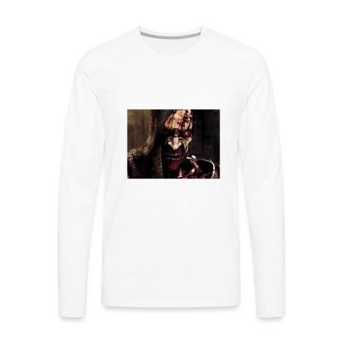 Zomby stranger - Men's Premium Long Sleeve T-Shirt