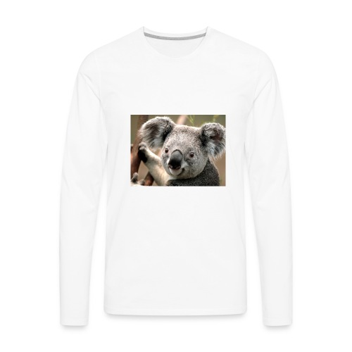 Koala Merch - Men's Premium Long Sleeve T-Shirt