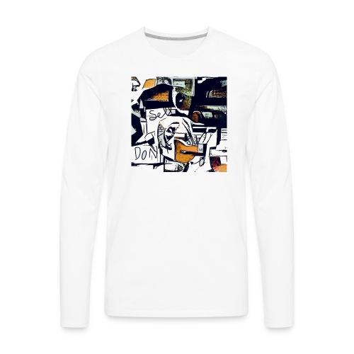 Don't Sell Me - Men's Premium Long Sleeve T-Shirt