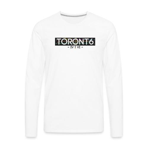 Toront6 - Men's Premium Long Sleeve T-Shirt