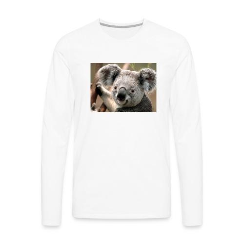 Koala Merch - Men's Premium Long Sleeve T-Shirt