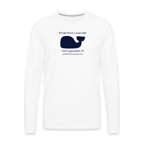 WRL Logo CMYK w URL 1024x768 070917 - Men's Premium Long Sleeve T-Shirt