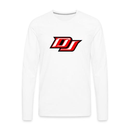 DJ Dang - Men's Premium Long Sleeve T-Shirt