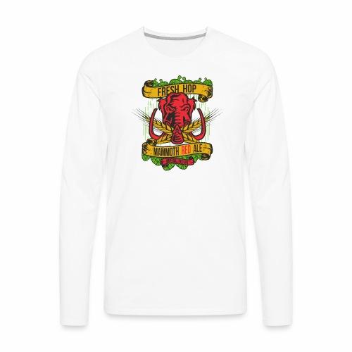 Red Ale - Men's Premium Long Sleeve T-Shirt
