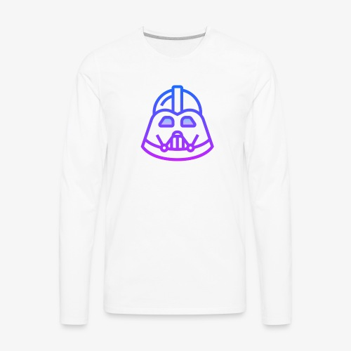 darth vader - Men's Premium Long Sleeve T-Shirt