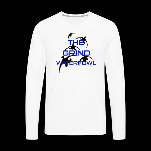 The Grind Store - Men's Premium Long Sleeve T-Shirt