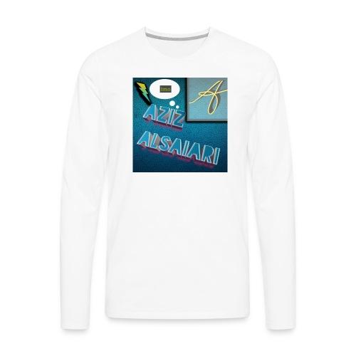 Aziz imo - Men's Premium Long Sleeve T-Shirt