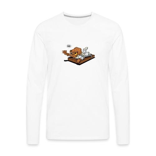Trap - Men's Premium Long Sleeve T-Shirt