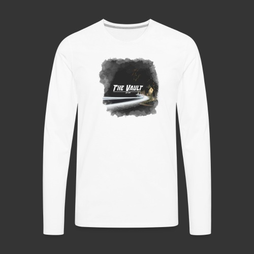 Vault Est. 2017 - Men's Premium Long Sleeve T-Shirt