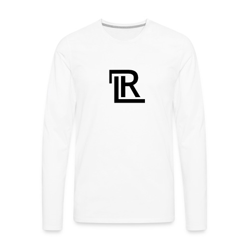 RL LOGO - Men's Premium Long Sleeve T-Shirt
