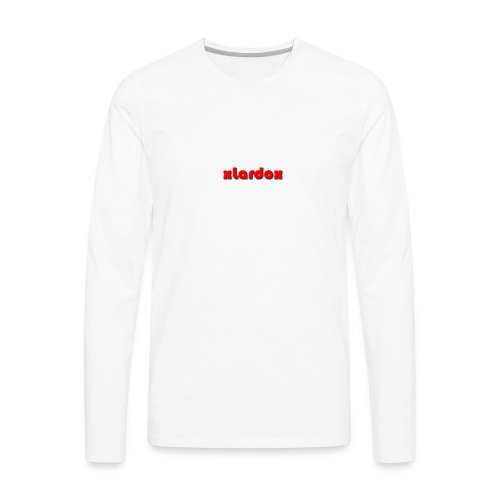 xLardox - Men's Premium Long Sleeve T-Shirt