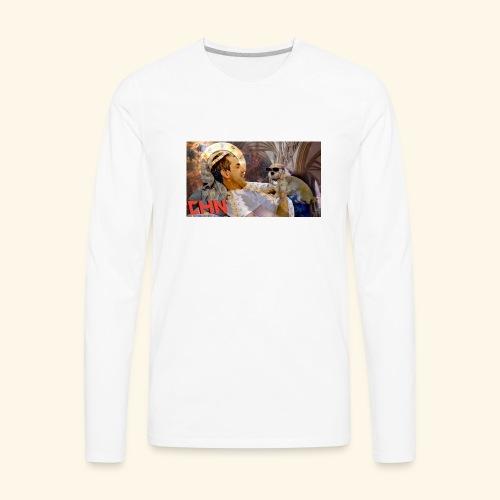 T-series-1 - Men's Premium Long Sleeve T-Shirt