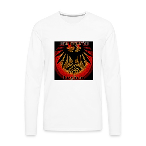 Til Logo - Men's Premium Long Sleeve T-Shirt