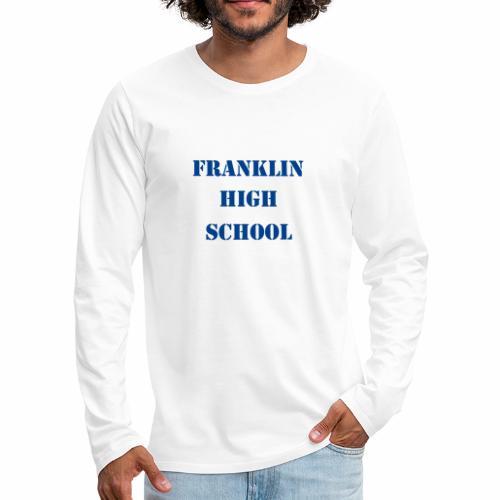 FHS Classic - Men's Premium Long Sleeve T-Shirt