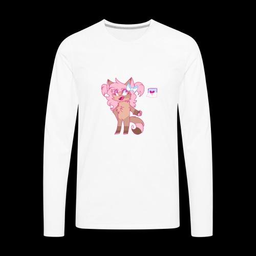 Nika - Men's Premium Long Sleeve T-Shirt
