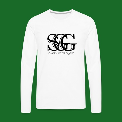 SGG Member MoekinJr - Men's Premium Long Sleeve T-Shirt