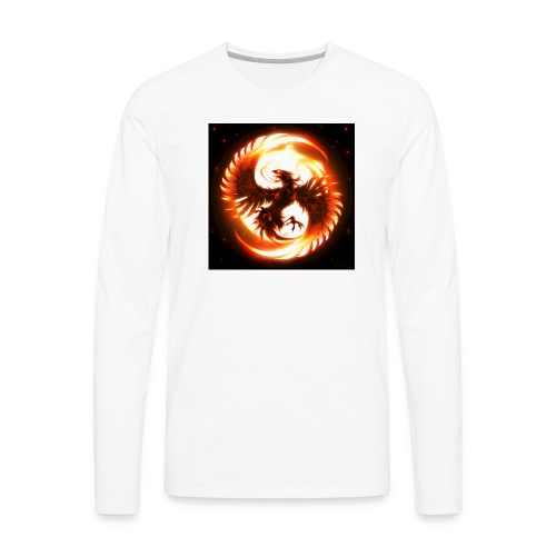 Mendoza Phoenix - Men's Premium Long Sleeve T-Shirt