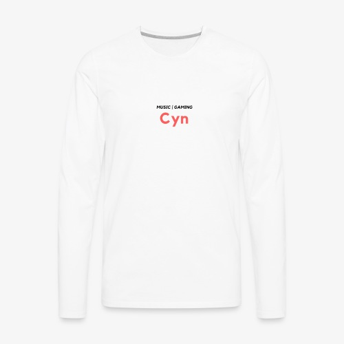 Expla1n what 1 Do Premium Print - Men's Premium Long Sleeve T-Shirt