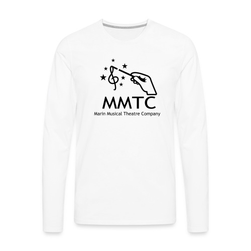 MMTC Logo Apparel - Men's Premium Long Sleeve T-Shirt