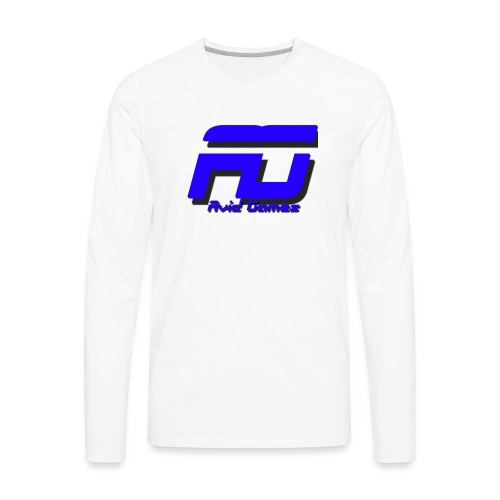 Avid Games - Men's Premium Long Sleeve T-Shirt