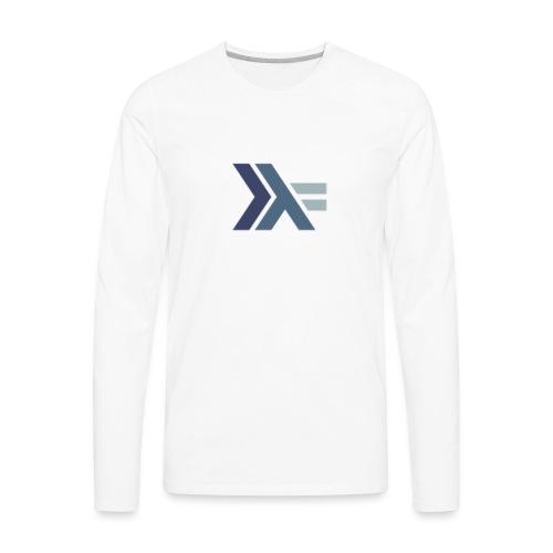 hask2 - Men's Premium Long Sleeve T-Shirt