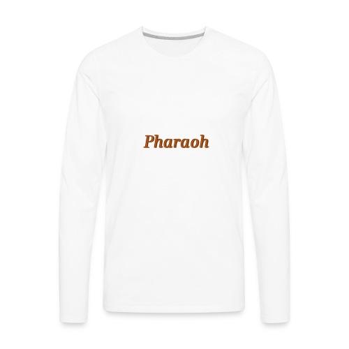 Pharoah - Men's Premium Long Sleeve T-Shirt