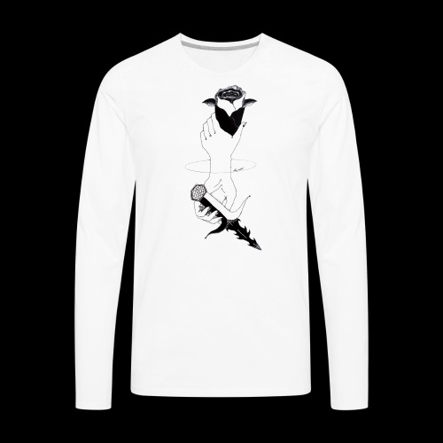 Double Ended - Men's Premium Long Sleeve T-Shirt