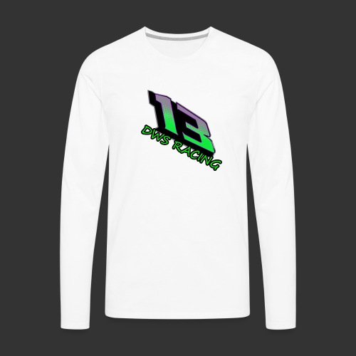 13 copy png - Men's Premium Long Sleeve T-Shirt