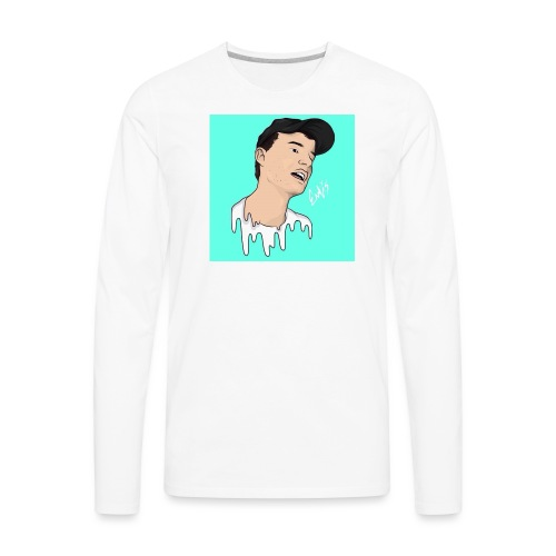 ElixDrawz Design - Men's Premium Long Sleeve T-Shirt
