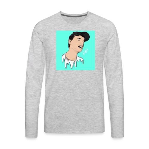 ElixDrawz Design - Men's Premium Long Sleeve T-Shirt