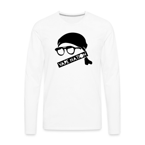 h3h3productions vapenation - Men's Premium Long Sleeve T-Shirt