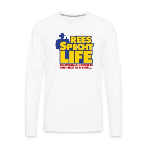 smallvectorsimple - Men's Premium Long Sleeve T-Shirt