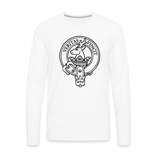 Truth Conquers - Men's Premium Long Sleeve T-Shirt