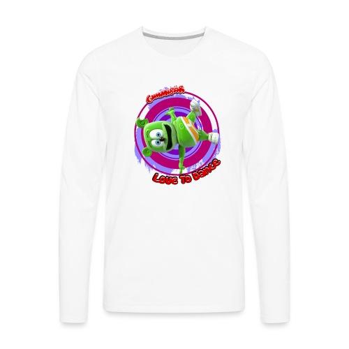 Love To Dance - Men's Premium Long Sleeve T-Shirt