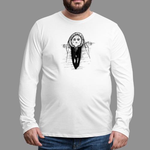 Shoes - Men's Premium Long Sleeve T-Shirt