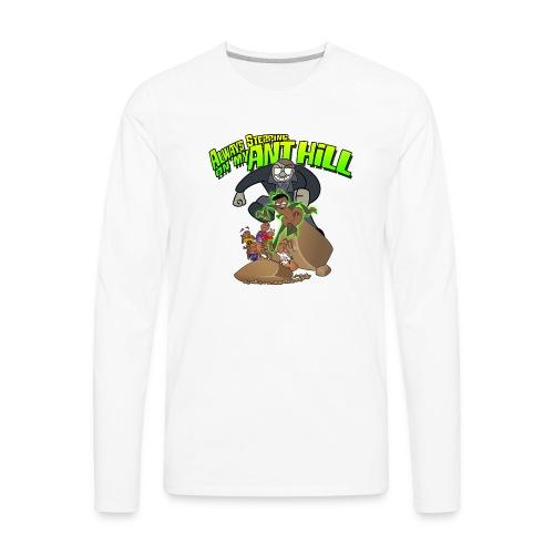 Ant Bully - Men's Premium Long Sleeve T-Shirt