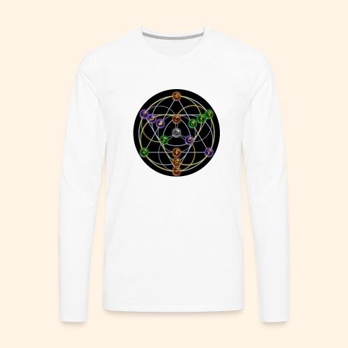 2017 Alchemical Flow - Men's Premium Long Sleeve T-Shirt