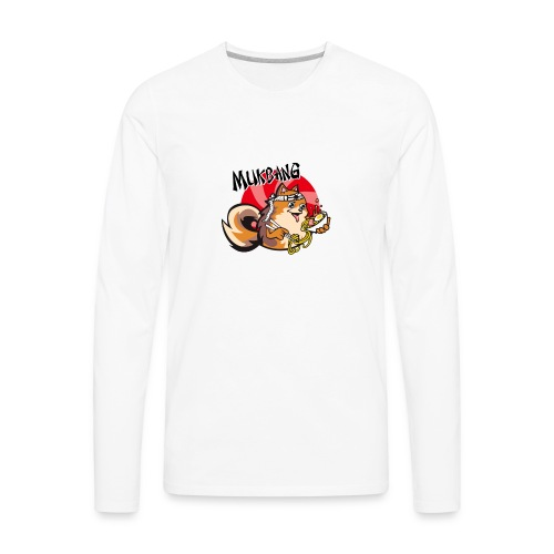 thumbnail_mukbang - Men's Premium Long Sleeve T-Shirt
