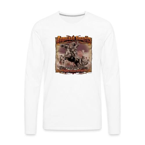 Homeland Security by RollinLow - Men's Premium Long Sleeve T-Shirt