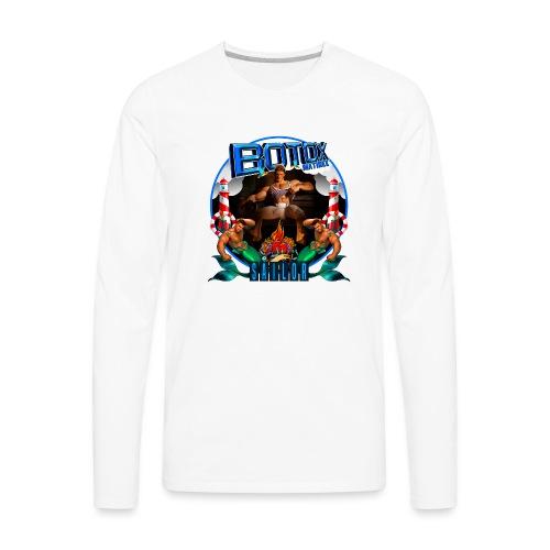 BOTOX MATINEE SAILOR T-SHIRT - Men's Premium Long Sleeve T-Shirt