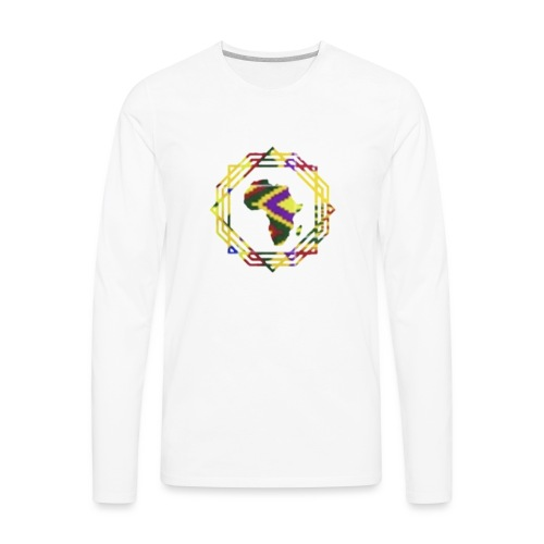 A & A AFRICA - Men's Premium Long Sleeve T-Shirt