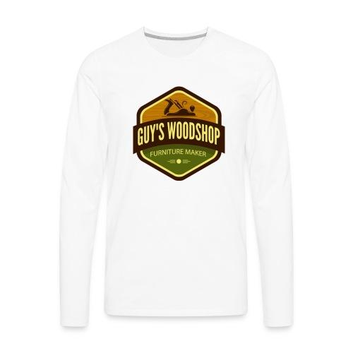 Guy's Woodshop - Men's Premium Long Sleeve T-Shirt