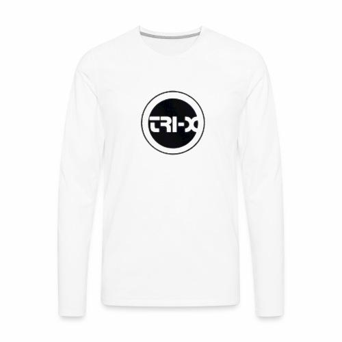 Tri-X - Men's Premium Long Sleeve T-Shirt