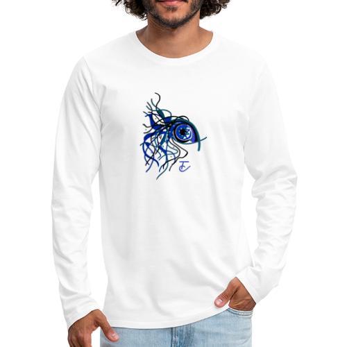 watch me - Men's Premium Long Sleeve T-Shirt