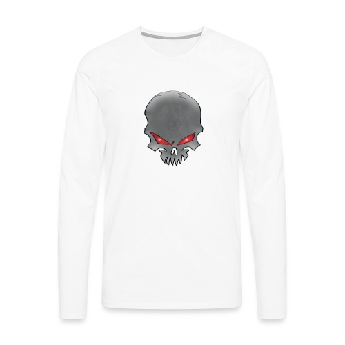 CK Skull - Men's Premium Long Sleeve T-Shirt
