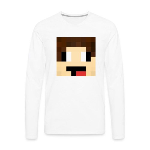 miloderpface - Men's Premium Long Sleeve T-Shirt