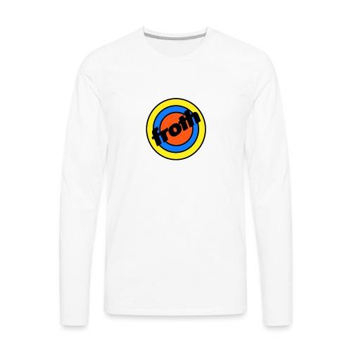 Froth Pins - Men's Premium Long Sleeve T-Shirt